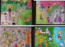 喜报—《2014昆明市中学生漫画故事创意大赛》再创佳绩