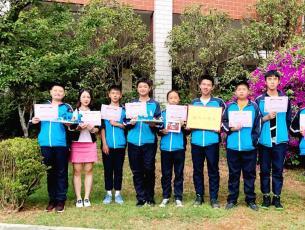 二附中喜报 我校学生代表在云南省创新科技比赛中收获颇丰